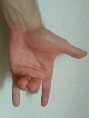 hand position and movement